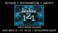 Joshua 121 Business Card
